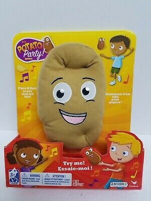 Hot Potato Party Electronic Musical Passing Game kids