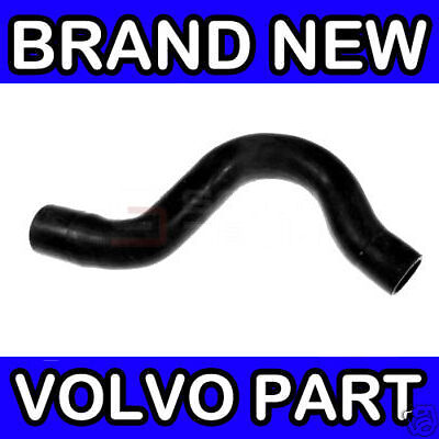 VOLVO 740 2.3 Radiator Hose Upper 83 to 92 Coolant Gates 1219990 1276376 1317334