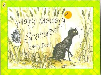 HAIRY MACLARY SCATTERCAT Lynley Dodd Brand New paperback 2007 Childrens Classic
