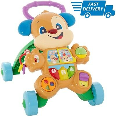 Walker For Baby Toddlers Walk Assistant Walking Learning Toy With Songs Alphabet