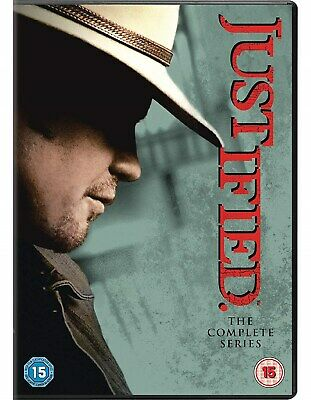 Justified: The Complete Series (Box Set) [DVD]