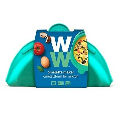 WW Microwave Omelette Maker Official Weight Watchers UK 2019 Silicone Heavy Duty