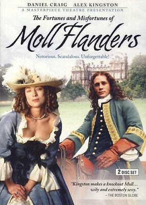 The Fortunes & Misfortunes of Moll Flanders (B New DVD