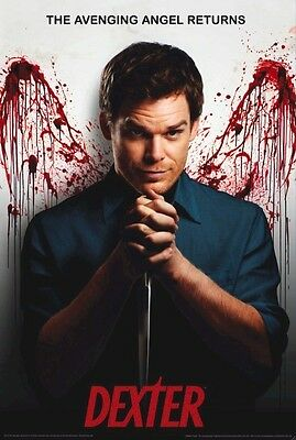 Dexter Huge Promo Poster 01 TV459