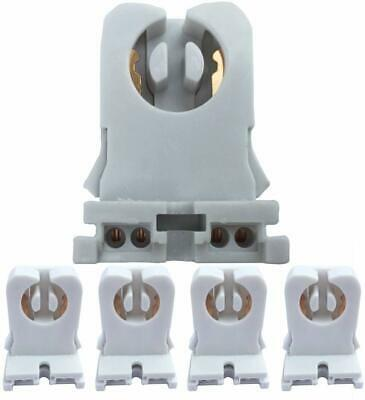 250 Non-shunted UL Listed T8 Lamp Holder Tombstone Sockets LED Fluorescent Tube