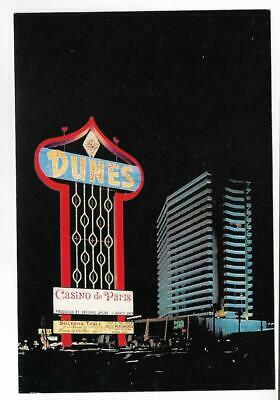 The Dunes Hotel & Country Club-Casino De Paris-Golf Course~Las Vegas,Nv
