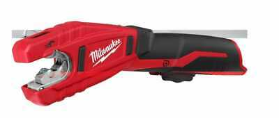 Milwaukee-2471-20 M12 Cordless Lithium-Ion Copper Tubing Cutter- Bare