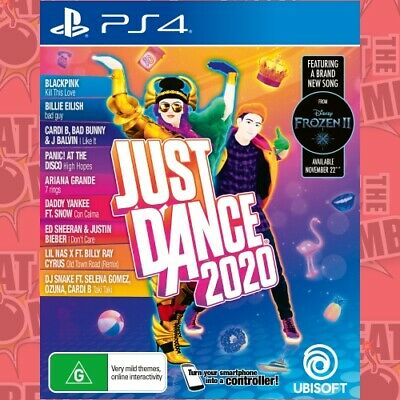 Just Dance 2020  - PlayStation 4 game - BRAND NEW