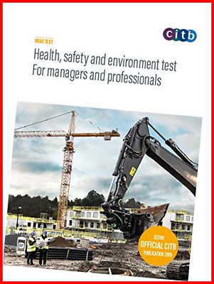 Health, safety and environment test for managers and professionals 2019: