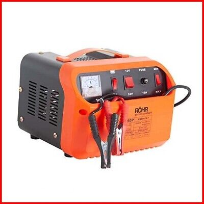 Röhr Battery Charger 45 Amp 12V / 24V DFC-50P Intelligent Turbo/Trickle with and