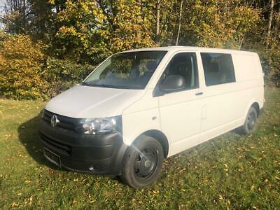 VW Transporter T5 4Motion