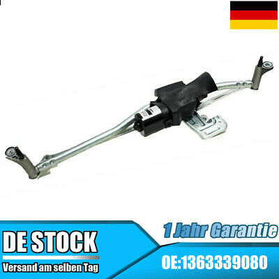 FIAT DUCATO 2.3D Wiper Linkage Front 2006 on Marelli 1343896080 Quality New