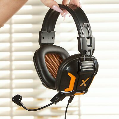 X Rocker Gaming Headset - XH1 Multi-format Gaming Headset for PS4, Xbox, Switch