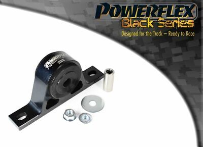 EXH034BLK BLACK Powerflex Exhaust Mounting Bush & Bracket