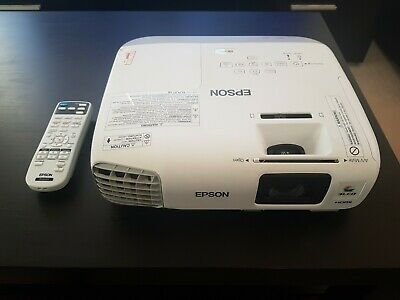 Epson EB-X20 XGA/HDMI LCD Projector - Lamp 3007 hrs includes 5m power cable