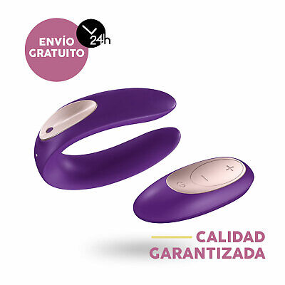 Satisfyer Partner Plus Remoto✅ 100% original ✅ envío discreto  ✅