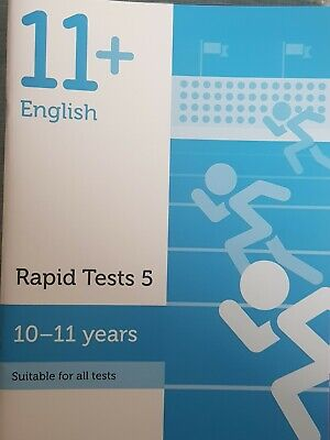 9 Like New 11-plus text books (Ages 9-11) - Bond, CGP and Schofield & Sims