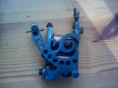 Kev Shercliff shader packer mint condition tattoo machine