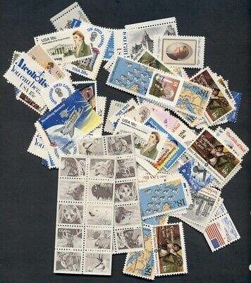 U.s. Discount Postage Lot Of 100 18¢ Stamps, Face $18.00 Selling For $13.50!
