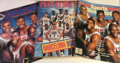 1992 Olympic Us Basketball Dream Team Collection