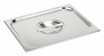 "Medical Action Industries Inc Flat Cover,  Stainless Steel,  6-1/4"" Width,"