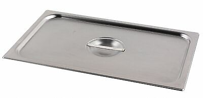 "Medical Action Industries Inc Flat Cover,  Stainless Steel,  12-3/4"" Width,"