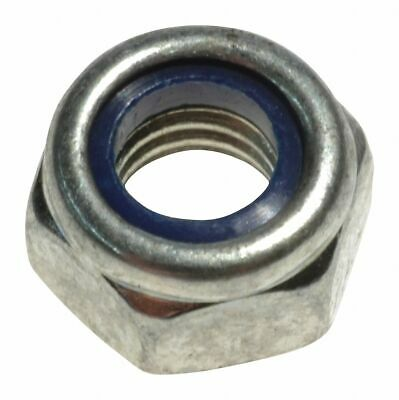 Dayton Locking Nut,  M6 and M8,  PK2   GJJ047 GJJ047  - 1 Each