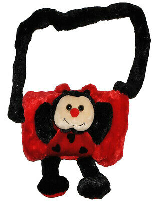 """Soft Muff - """" Ladybug """" - with Extra Bag - for Warm Hands - Children Kin"""