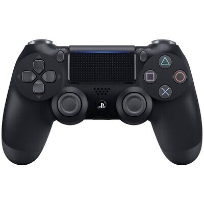 Sony PS4 Official DualShock 4 wireless Controller V2 - Black - Brand NEW