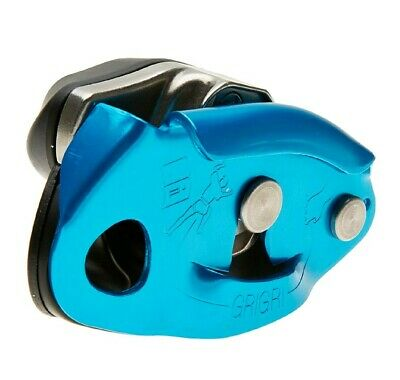 Petzl Grigri 2  Turquoise Belay Device with Assisted Braking
