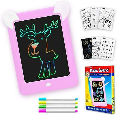Art Drawing Pads Sketching Light Pad Children Art Animator Kit With Pens Special