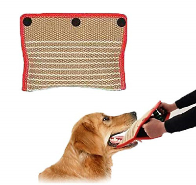 Morezi Dog Targeting Bite Wedge Tug Toy for Malinois,German Shepherd,Schutzhund