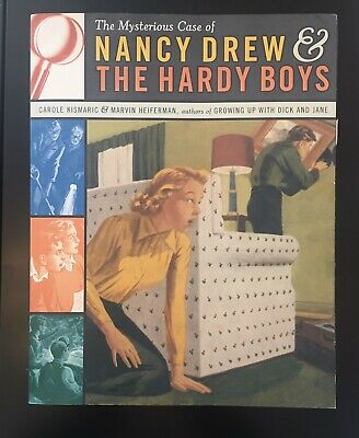 The Mysterious Case Of Nancy Drew And The Hardy Boys Book