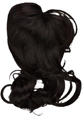 """'Solida Art""""Sharon Fascinator on Beak Clip Two in One–Version Tiered: Length"""