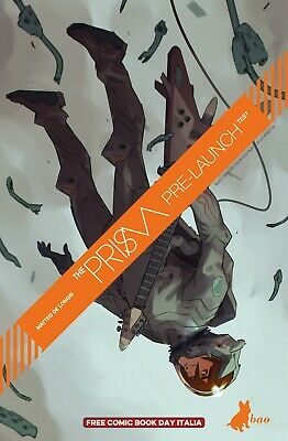 The Prism (Bao Publishing) Panini Free Comic Book Day 2019