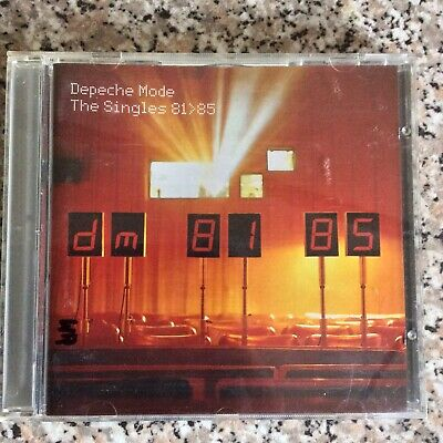 Depeche Mode - The Singles 81 85 CD