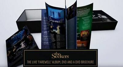 The Seekers - Farewell (Deluxe Box) (Box Set) (Cd/Dvd) * New Cd