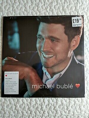 Michael Buble Love Lp Vinyl Record New Sealed 2018 Free Uk Post