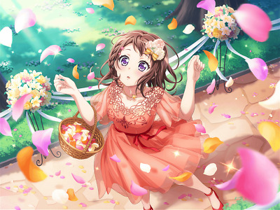[JP] BanG Dream! Girls' Band Party! limited Kasumi + 63000 Gems starter account