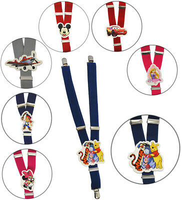 "Suspenders - Variable Adjustable - "" Your Choice of Design - Girl or Boy """