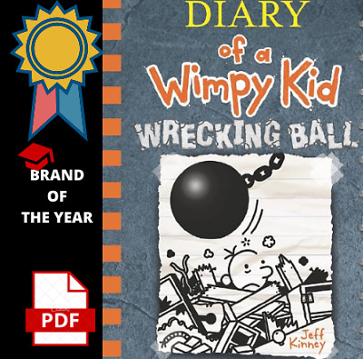 Wrecking Ball(Diary of a Wimpy Kid Book 14) by Jeff(2019,pdf_digital)FRIblack