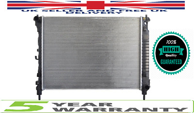 RADIATOR FITS CHEVROLET CAPTIVA 2.2 VCDi  MANUAL YEAR 2011 TO 2016