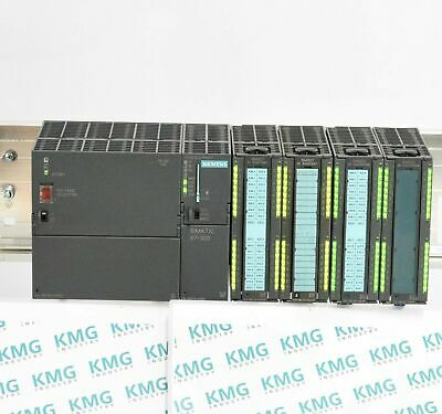 Siemens Simatic S7 300 CPU 315-2PN/DP DI DO 6ES7315-2EH14-0AB0 SPS PLC + 2MB MMC