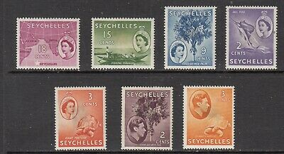 SEYCHELLES STAMPS UNUSED.Rfno.E262.