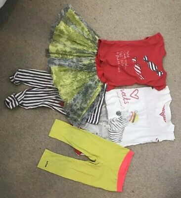 NoNo, No Nonsense, Dress, Skirt, Leggings, Top Age 6 Bundle No Added Sugar