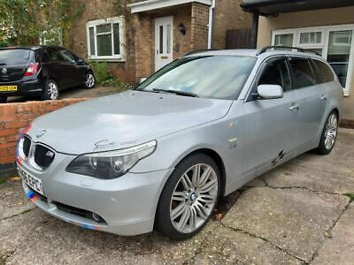 BMW 520d se touring 2007 (56) plate