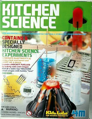 Experimental Home Science Kit Amazing Kids Learning Fun