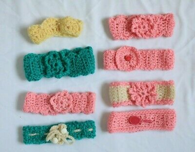 Selection of Baby/ Infant Photography Props Headbands