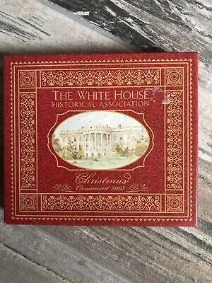 The White House Historical Association Christmas Ornament 2007