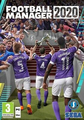 Football Manager 2020 | Full Game & In Game Editor Included! | PC Steam/Mac